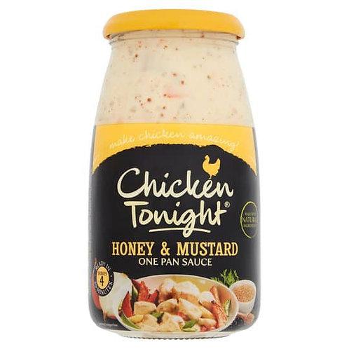 Chicken Tonight Honey & Mustard Sauce 500g