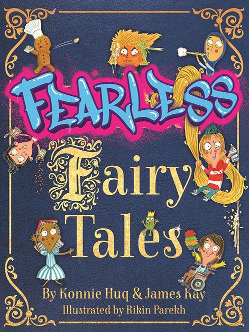 Fearless Fairy Tales by Konnie Huq