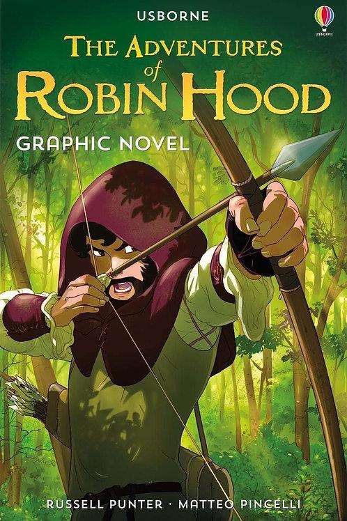 Tales of Robin Hood Graphic Novel