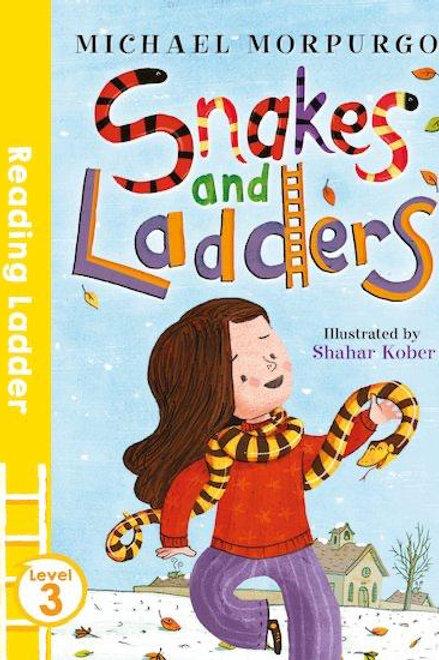 Reading Ladder: Snakes & Ladders by Michael Murpurgo
