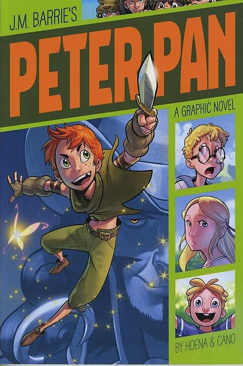 Peter Pan A Graphic Novel