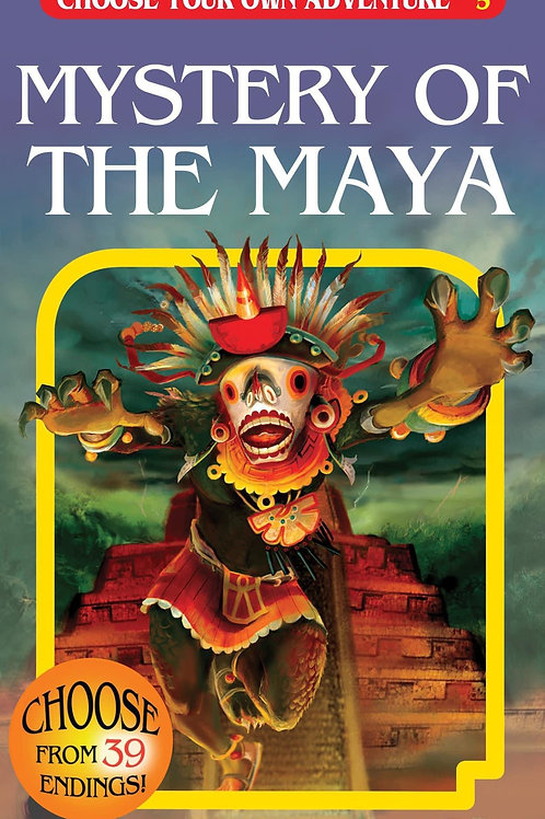 Choose Your Own Adventure: Mystery of the Maya by RA Montgomery