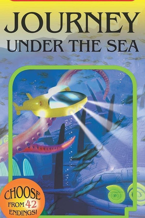 Choose Your Own Adventure: Journey Under the Sea by RA Montgomery