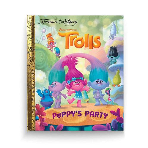 Trolls: Poppy's Party by Centum Books Ltd