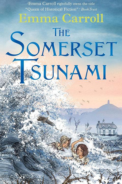 The Somerset Tsunami by Emma Carroll