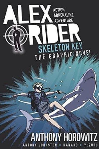 Alex Rider: Skeleton Key Graphic Novel