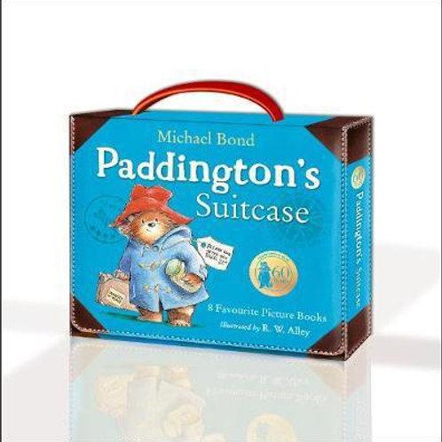 Paddington's Suitcase by Michael Bond