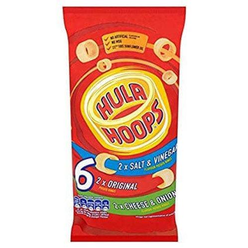 Hula Hoops 6 Pack