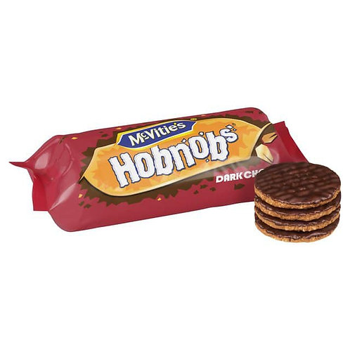 McVitie's Dark Chocolate Hobnobs