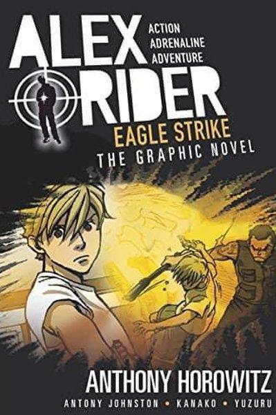 Alex Rider: Eagle Strike Graphic Novel