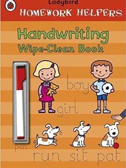 Ladybird Handwriting Wipe Clean Book