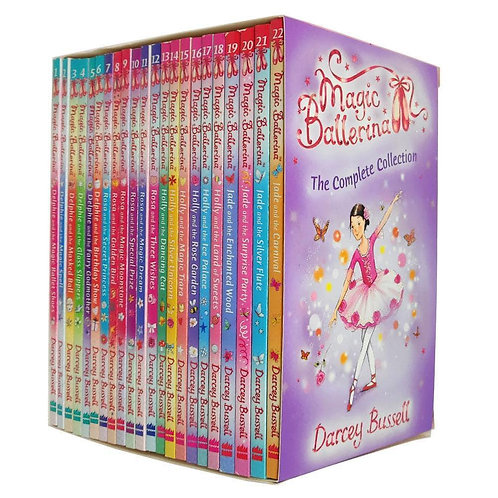 Magic ballerina The Complete Collection by Darcey Bussell