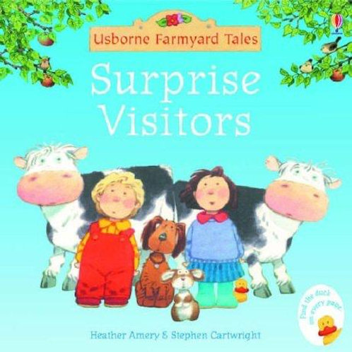 Usborne Farmyard Tales: Surprise Visitors by Heather Amery