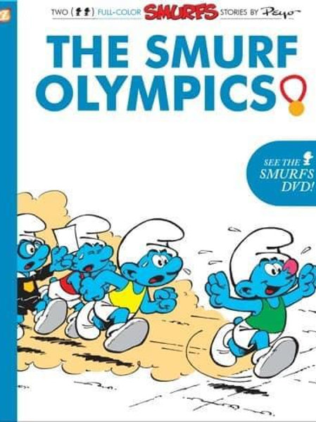 The Smurf Olympics by Peyo