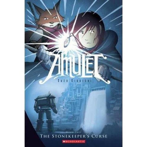 Amulet The Stonekeeper's Curse by Kazu Kibuishi