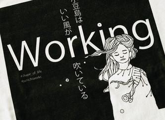 アートプロジェクトTシャツ