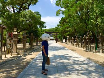 ラブレターin 西宮戎神社