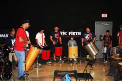 Marcus Santos, Brazilian Percussion
