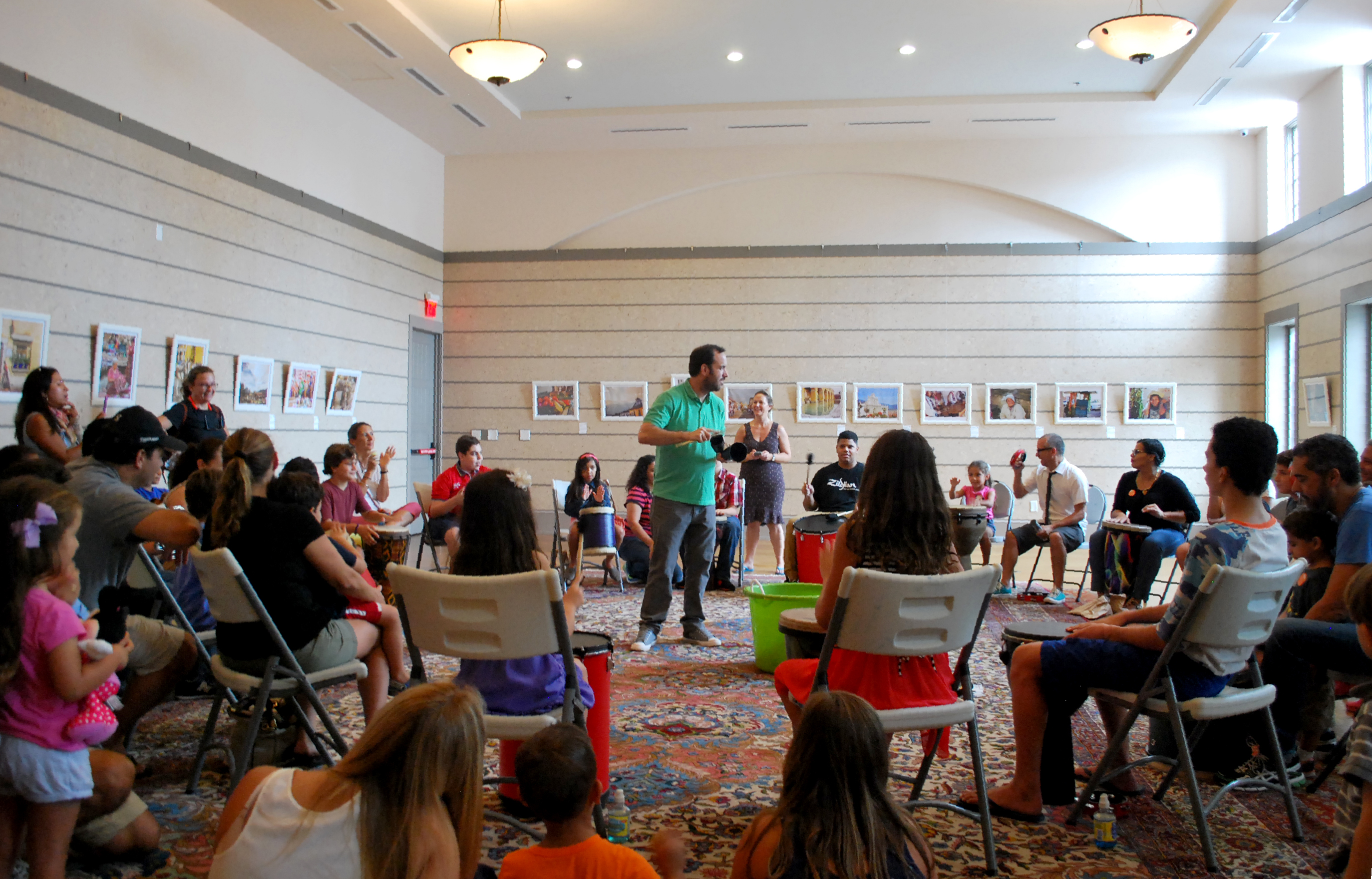 Coral Gables Museum Family Day