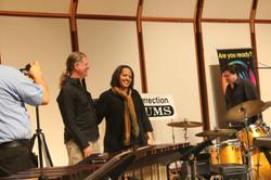 Terri Lynn Carrington, Drum Set