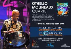Othello Molineaux Quartet