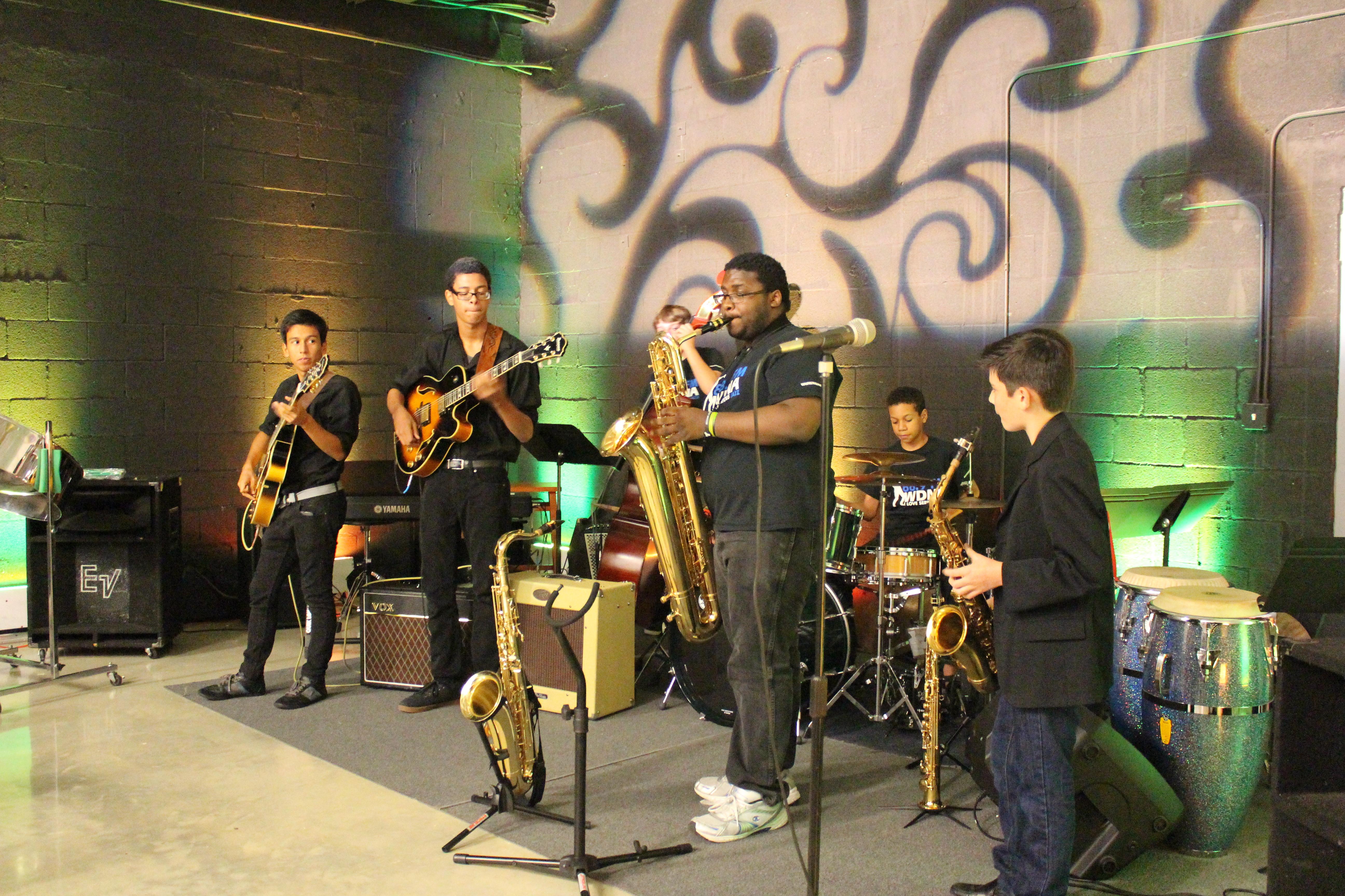Afro Bop Alliance Fundraiser Concert