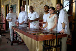 SFCPA Percussionists