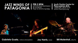 Jazz Winds Of Patagonia
