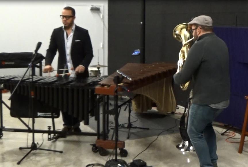 Drew Tucker, Vibraphone