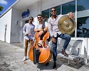 Marcus Grant Trio