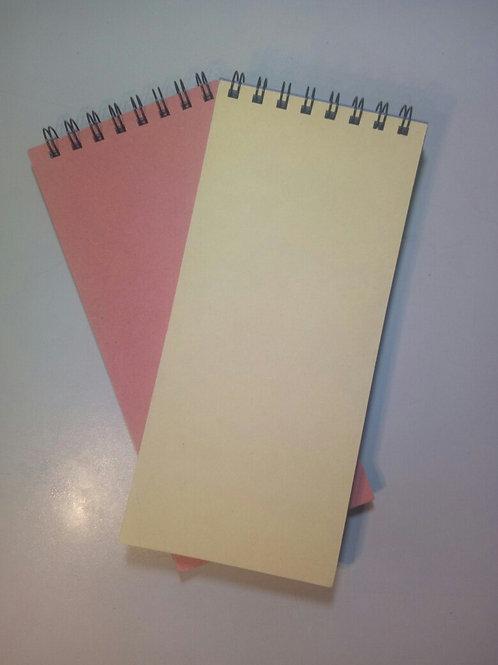 Блокнот для набросков .Формат 11 см х 24 см ,30 листов  (плотность 200 г/