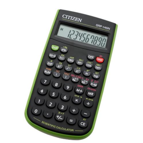 Калькулятор CITIZEN SRP-145NGR
