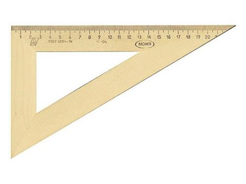 Треугольник 30 х 60 град. 23 см Можга С-137