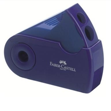 Точилка sleeve Faber-Castell  двойная