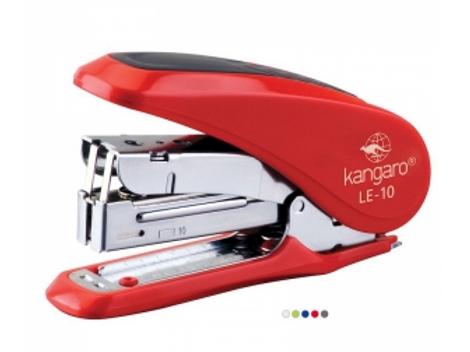 Степлер №10 Kangaro LE-10 до 20 листов ассорти Less Effort