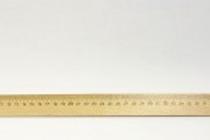 Линейка деревянная 50 см