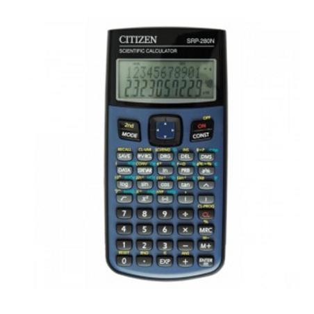 Калькулятор Citizen SRP-280N