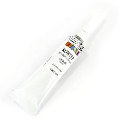 Контур универсальный Decola, белый 18мл