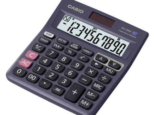 Калькулятор CASIO MJ-100D
