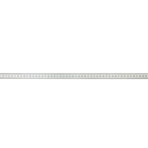 Линейка металлическая 50 см