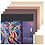Thumbnail: Планшет для пастели А3 Сладкие грезы 18 листов  6 цветов, 160 г/м2