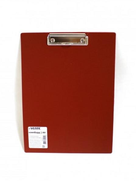 Папка -Клипборд формат А4 красный