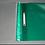 Thumbnail: Папка скоросшиватель ф А-4  прозрачный верх