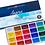 Thumbnail: Акварельные художественные краски Ladoga 24 цвета