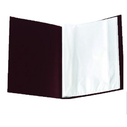 Папка с 100 файлами А4 Format , цвет ассорти»