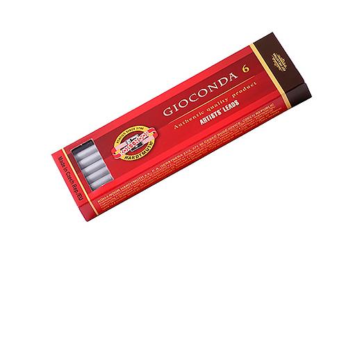 Грифели Koh-i-noor Gioconda 5.6 мм ,цвет белый