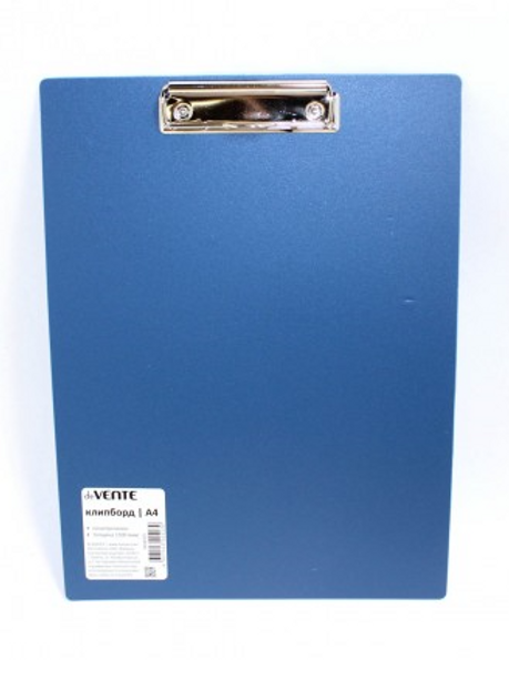 Папка - Клипборд формат А4 синий