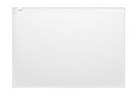 Папка конверт на молнии А4 0,15мм, карман д/визитки