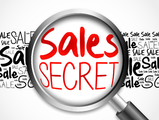 UNCOVERED:  The Secret Sales Weapon from Within