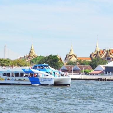 CHAO PHRAYA TOURIS BOAT